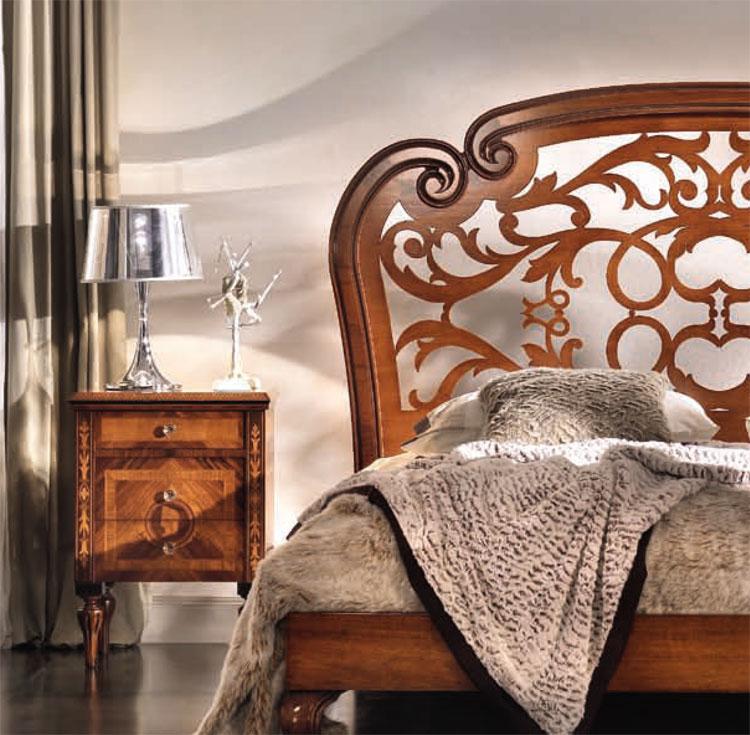 Luxus schlafzimmer set handmade edelholz furnier inlay for Spiegel 90x100