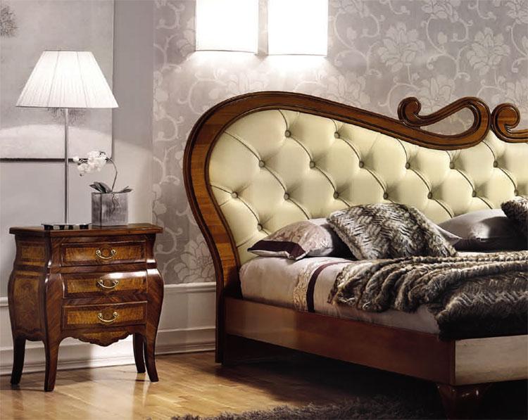 luxus schlafzimmer set handmade edelholz furnier inlay. Black Bedroom Furniture Sets. Home Design Ideas