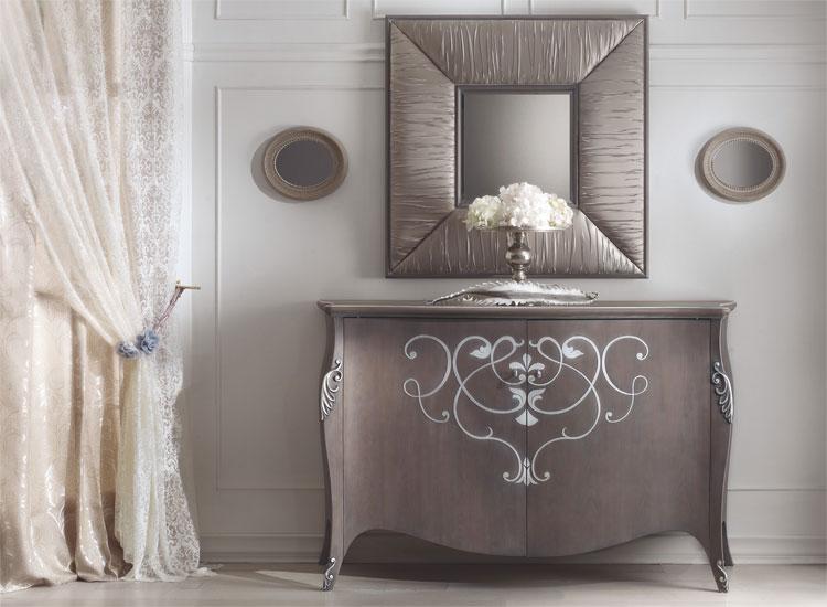 Luxus Wohnzimmer Diva Antik Braun Stilmbel Aus Italien Finiture