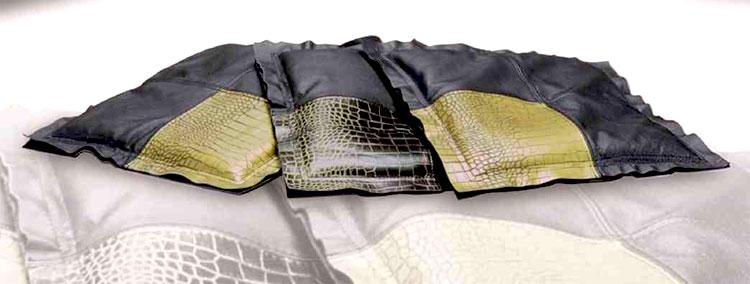 luxus m bel italien echtleder garnitur 3 2 1 sofa couch. Black Bedroom Furniture Sets. Home Design Ideas